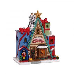 05696 - LEMAX NANCY'S CHRISTMAS BOUTIQUE