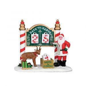 53208 - LEMAX CHRISTMAS COUNTDOWN